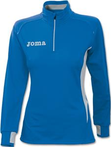 Joma Womens Elite III 1/4 Zip Sweatshirt Jacket
