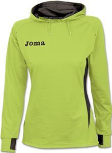 Joma Womens Elite III Pullover Hoodie Sweatshirt
