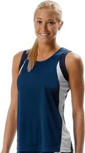 A4 Women's Cooling Performance Singlet Jerseys