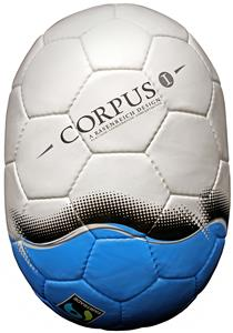 Corpus Training PILL Soccer Ball Exercise & Drills