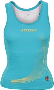 Joma Womens Elite II Sleeveless Workout Tank Top