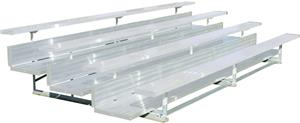 Bison Weatherbeater Premium Outdoor Bleachers
