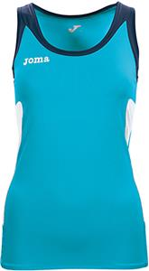 Joma Open Womens Sleeveless Tank Top