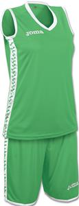 Joma Womens Pivot Basketball Jersey & Shorts SET