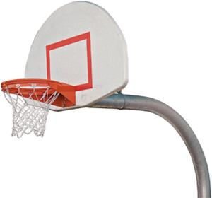 Bison Mega-Duty Playground Basketball PR76 Pkg.