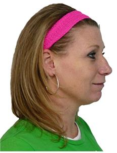 Red Lion Rolled Headbands (Set/2) - Closeout