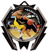 Hasty Stealth Basketball P.R. Female Medal M-5200B