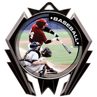Hasty Awards Stealth Baseball P.R.1 Medal M-5200C