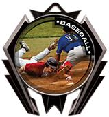 Hasty Awards Stealth Baseball P.R.2 Medal M-5200C