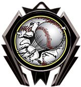 Hasty Stealth Baseball Bust-Out Medal M-5200C