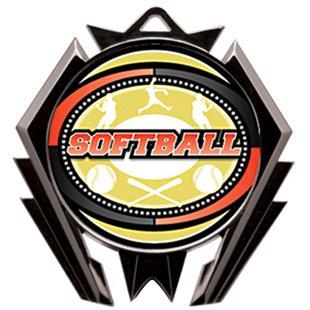 Hasty Award Stealth Softball Classic Medal M-5200O