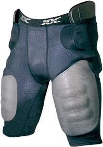 WSI Sports Football 6 Pocket Girdle w/Cup Pocket