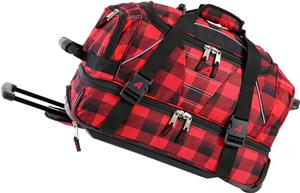 "Athalon 21"" Carry On Wheeling Duffel"
