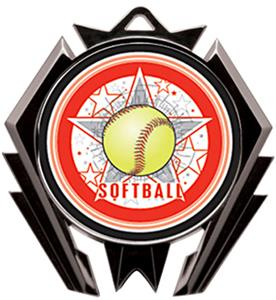Awards Stealth Softball All-Star Medal M-5200O