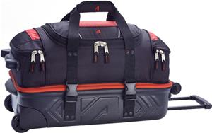 "Athalon Molded 21"" Wheeling Detachable Duffel"