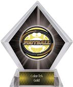 Classic Football Black Diamond Ice Trophy
