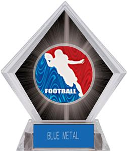 Spirit Football Black Diamond Ice Trophy
