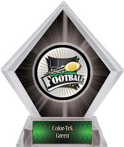 Xtreme Football Black Diamond Ice Trophy