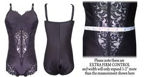 Extra Firm Shaping Body Briefer Shapewear-Closeout