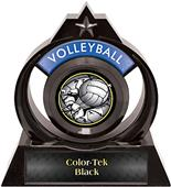 """Hasty Awards Eclipse 6"""" Bust-Out Volleyball Trophy"""
