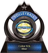 "Hasty Awards Eclipse 6"" Classic Volleyball Trophy"