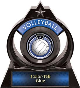 """Hasty Awards Eclipse 6"""" Eclipse Volleyball Trophy"""