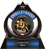 "Hasty Awards Eclipse 6"" P.R.1 Volleyball Trophy"