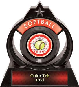 "Hasty Awards Eclipse 6"" All-Star Softball Trophy"