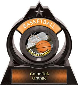 "Hasty Awards Eclipse 6"" HD Basketball Trophy"