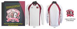 Kelme LRU Long Sleeve Soccer Jerseys-Closeout