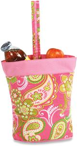 Picnic Plus Pink Desire Razz Lunch Tote