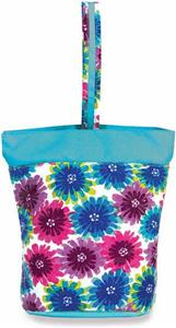 Picnic Plus Blue Blossom Razz Lunch Tote