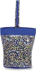 Picnic Plus English Paisley Razz Lunch Tote