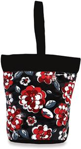 Picnic Plus Red Carnation Razz Lunch Tote