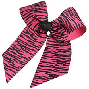 Pizzazz Animal Print Hair Bow