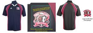 Kelme LRU Short Sleeve Soccer Jerseys-Closeout