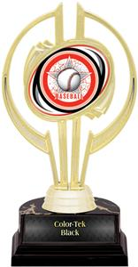 "Awards Gold Hurricane 7"" All-Star Baseball Trophy"