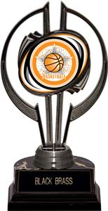 "Black Hurricane 7"" All-Star Basketball Trophy"