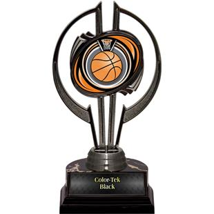 "Black Hurricane 7"" Eclipse Basketball Trophy"