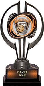 "Black Hurricane 7"" ProSport Basketball Trophy"