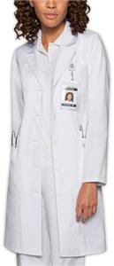 "Dickies Women's 30"" 3/4 Sleeve Lab Coats"