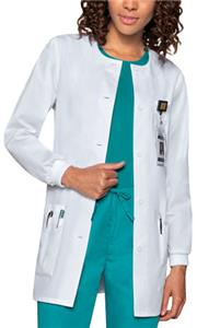 "Dickies Women's 32"" Long Sleeve Lab Coats"