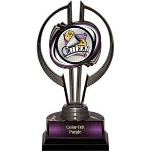 "Black Hurricane 7"" Xtreme Cheer Trophy"