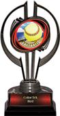 "Awards Black Hurricane 7"" HD Softball Trophy"