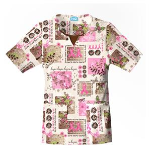 Cherokee Scrub HQ Womens Scoop Neck Scrub Top