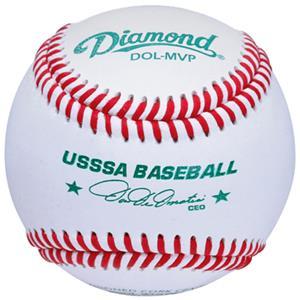 Diamond DOL-MVP USSSA Baseballs
