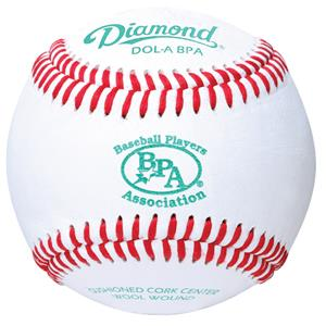 Diamond DOL-A BPA Raised Seam Baseballs