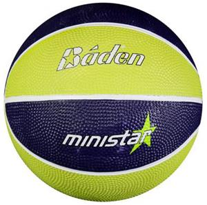 Baden Camp MiniStar Size 3 Rubber Basketballs