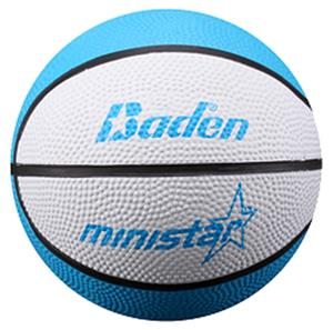 Baden Micro Mini Size 1 Rubber Basketballs