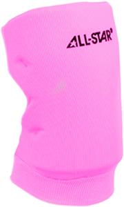 ALL-STAR Pink Softball Short Knee Pads (Singles)